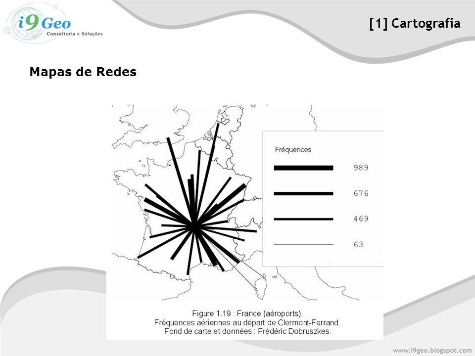 [1] Cartografia Mapas de Redes